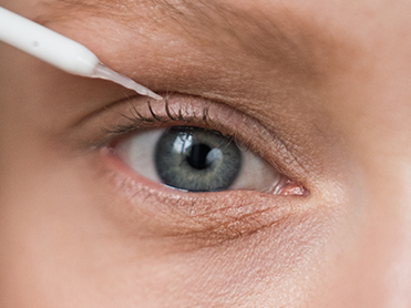 Brow conditioner How to use step 2